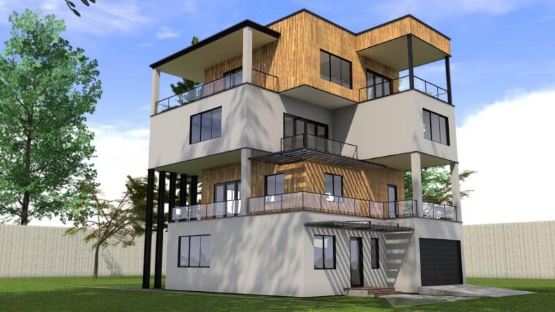 rendering casa unifamiliare